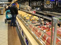 Потребительские цены на основные продукты питания в Украине увеличились на 2,4%