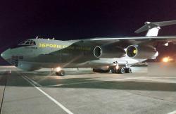 В Украину из Китая прибыл самолет с партией тестов для выявления коронавируса