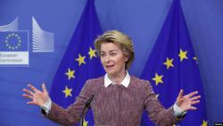 Глава Еврокомиссии предлагает временно ограничить въезд в ЕС