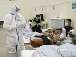 В Китае снижается число больных новым типом коронавируса