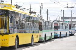 В Луцке отменили работу всего общественного транспорта