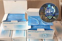 В Израиль пытались вывезти 21 тысячу медицинских масок