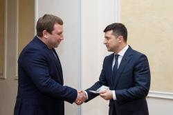 Зеленский назначил нового главу Тернопольской ОГА