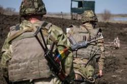 ООС: Боевики увеличили количество обстрелов в Донбассе