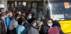 22 марта в Киеве общественный транспорт прекратит пассажирские перевозки