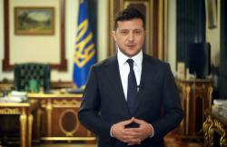 Обращение Президента Украины относительно противодействия распространению коронавирусной инфекции