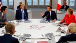 """Июньский саммит """"большой семерки"""" проведут по видеосвязи"""