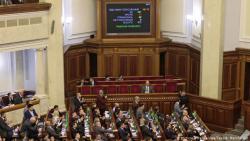 Рада одобрила допуск в Украину иностранных военных для учений