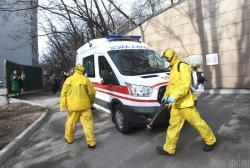 В Украине возросло число госпитализированных с подозрением на коронавирус