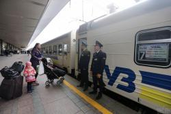 Полиция начала сопровождать поезда дальнего следования - УЗ
