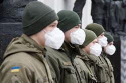 В ВСУ коронавирусом заболели 43 человека