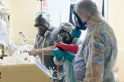 Госструктуры Украины потратили на борьбу с коронавирусом 1,47 млрд гривен