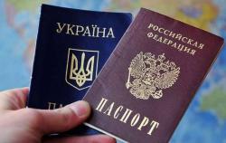 Путин упростил для жителей Донбасса получение российского гражданства