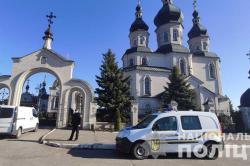 В Киеве в Пасхальную ночь правоохранители будут патрулировать территорию вблизи церквей и храмов