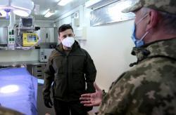 Переговоры об освобождении плененных в Крыму и России продолжаются - Зеленский