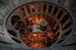 Схождение Благодатного огня в этом году пройдет без паломников