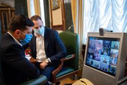 В Украине готовятся запустить тестирование на антитела к COVID-19