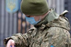 В ВСУ зафиксировали три новых случая коронавируса