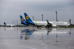 Украина в июне начнет возобновление авиаперевозок