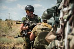Оккупанты 7 раз нарушили режим прекращения огня - ООС