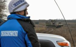 Оккупанты 15 раз нарушили режим прекращения огня - ООС