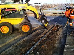 Рада приняла в первом чтении законопроект об оптимизации дорожного строительства