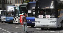 Кабмин утвердил график запуска транспортного сообщения в Украине