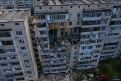 Поврежденный взрывом дом на Позняках в Киеве будет полностью демонтирован - Кличко