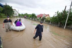 В Ивано-Франковской области затоплены более 160 населенных пунктов
