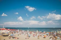 На пяти пляжах Одессы морская вода не соответствует санитарным нормам