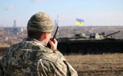 Боевики из минометов обстреляли позиции украинских военных на Донбассе - ООС
