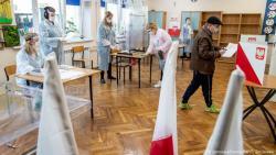В Польше выбирают нового президента