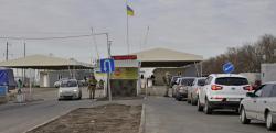 Украина готова открыть два новых пункта пропуска в Луганской области