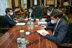 На совещании у Президента обсудили вопрос контроля за ростом заражения коронавирусом
