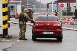 Украина возобновила работу четырех пунктов пропуска на границе с Венгрией