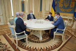 Володымыр Зеленский в ходе инаугурации заявил о роспуске Верховной рады