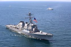В Черном море завершились международные учения Sea Breeze