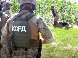 Полтавского террориста ищут четвертые сутки