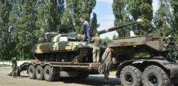 """ВСУ передали модернизированные танки """"Булат"""""""