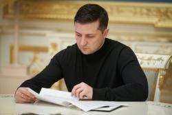 Украина передала России список из 22 удерживаемых лиц с просьбой об освобождении