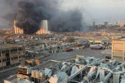 Кипр уничтожил запасы селитры, отреагировав на взрывы в Бейруте