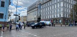 03.08.2020 в 17:04 СБУ: У задержанного в Киеве террориста не было взрывчатки