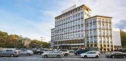 Антимонопольный комитет выдал разрешение на покупку отеля Днепр