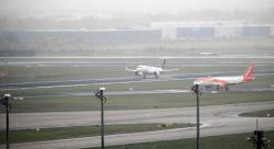 Пассажиропоток через украинские аэропорты сократился на 63,1%