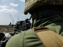 Боевики дважды обстреляли украинских военных на Донбассе - ООС