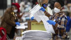 Пересчет голосов подтвердил победу Байдена в Джорджии