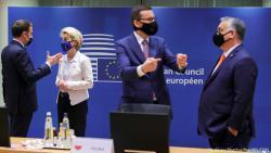 ЕС разблокировал проект бюджета и помощь пострадавшей от пандемии экономике