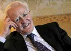 Скончался британский писатель Джон ле Карре