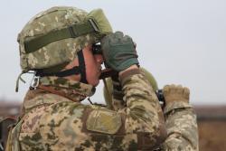 Боевики на Донбассе пять раз нарушили режим прекращения огня - ООС