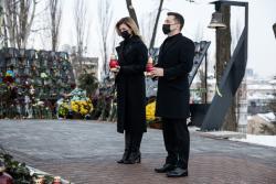 Сегодня в Украине День памяти Героев Небесной сотни
